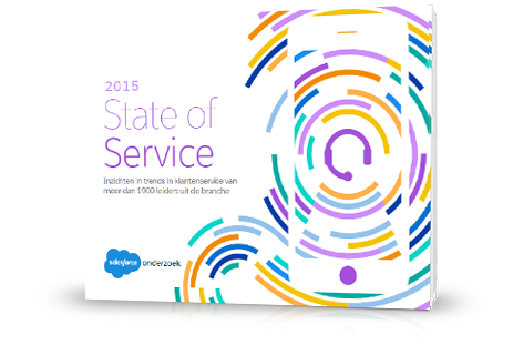 State of Service-rapport 2015