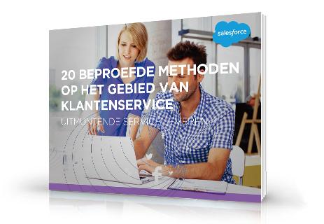 20 beproefde methoden op het gebied van klantenservice