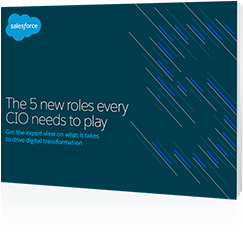 The 5 new roles every CIO needs to play How to get ahead in an ever-changing digital landscape