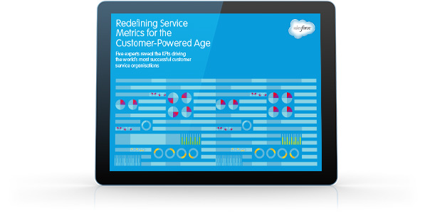 Redefining Service Metrics for the Customer-Powered Age  class=