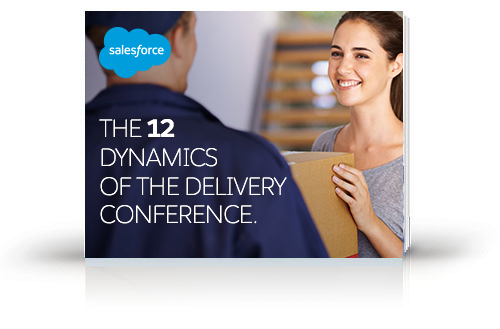 12 Dynamics of the Delivery Conference