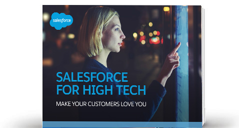 Salesforce for High Tech
