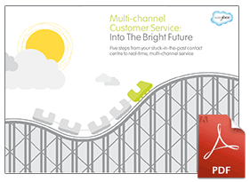 Multi-channel-cust-service